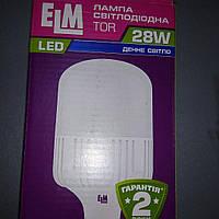 Лампа светодиодная промышленная PA10 TOR 28W E27 6500K