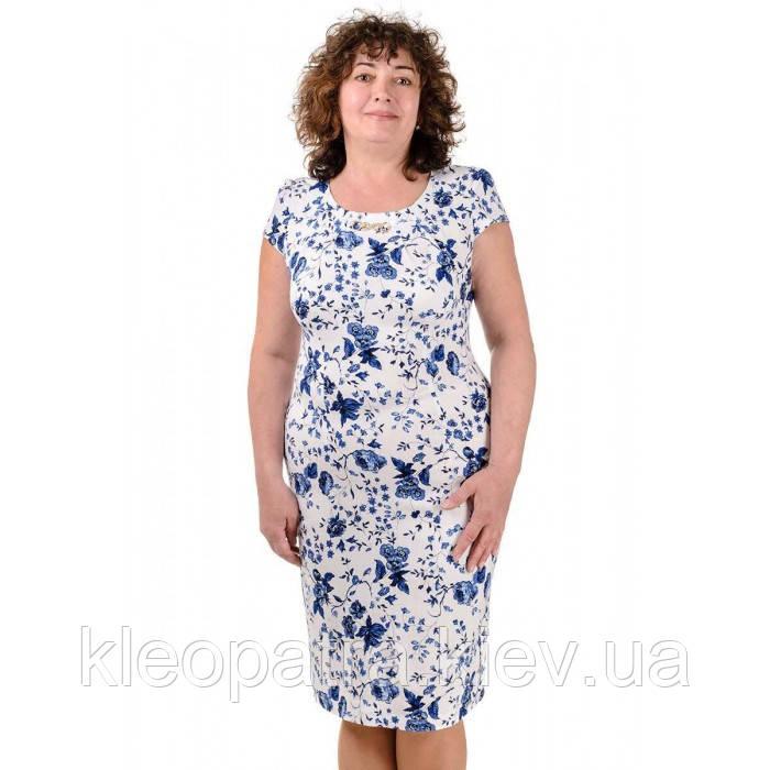 Женское  платье летнее Влада батал