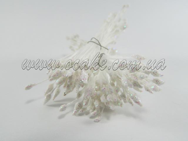 Тичинки для квітів з мастики