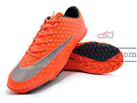 Сороконожки (многошиповки) Nike Mercurial Victory (0416) оранжевые