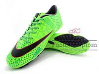 Сороконожки (многошиповки) Nike Mercurial Victory CR7 (0412) зеленые