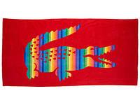 Lacoste пляжные  полотенца
