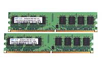 Новая оперативная память Samsung DDR2 2G PC6400 800MHz Intel/AMD Наличие Гарантия