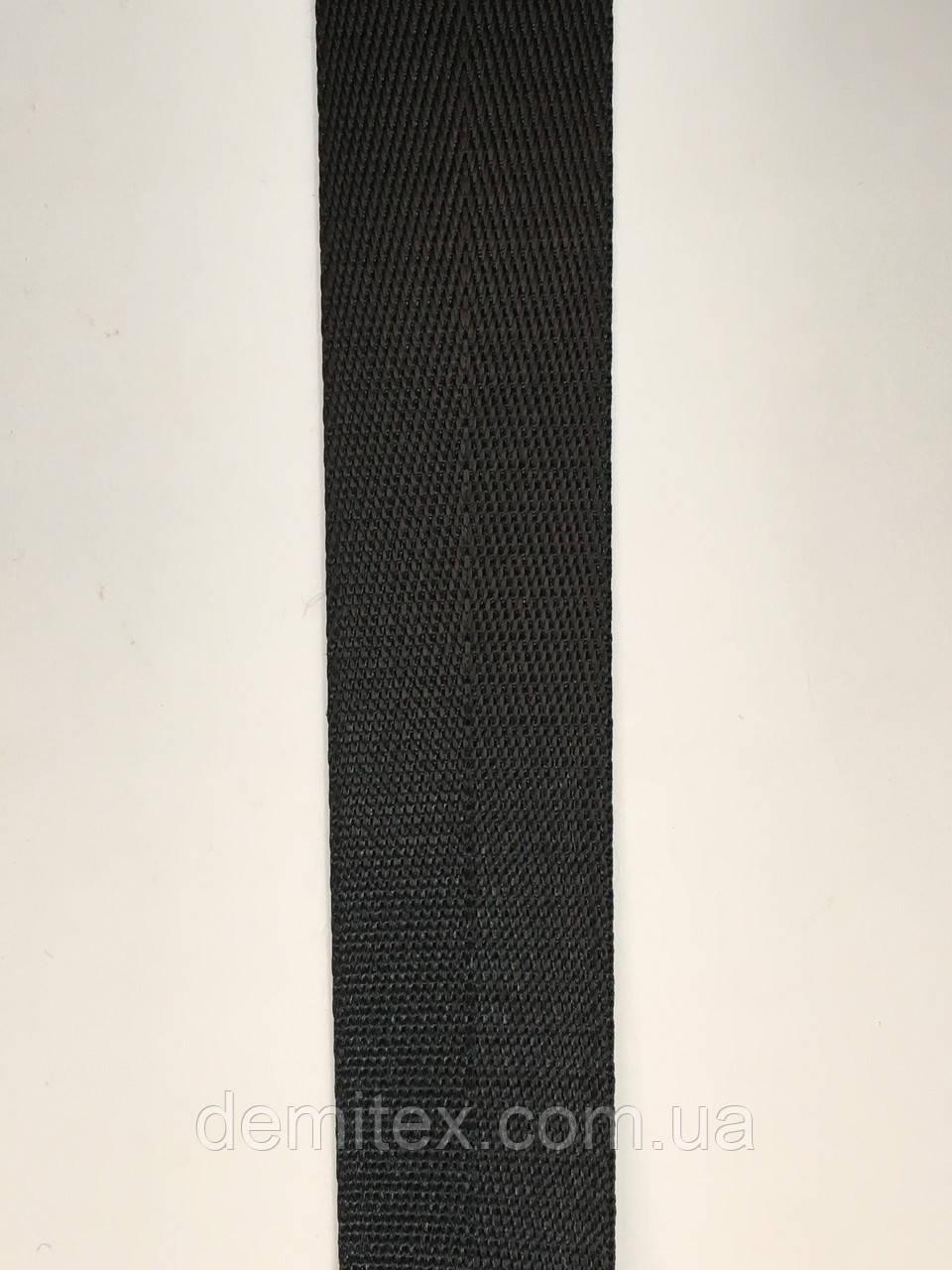 Лента ременная Елочка 25мм 50м
