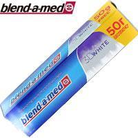 Blend-a-med Зубная паста 3D White 150ml отбеливающая