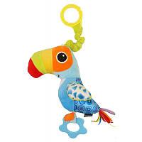 Музыкальная игрушка Baby Mix STK-15997T Попугай
