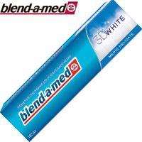 Blend-a-med Зубная паста 3D White 100ml Medic Delicate
