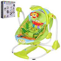 Детское кресло-качели 63566 Bambi
