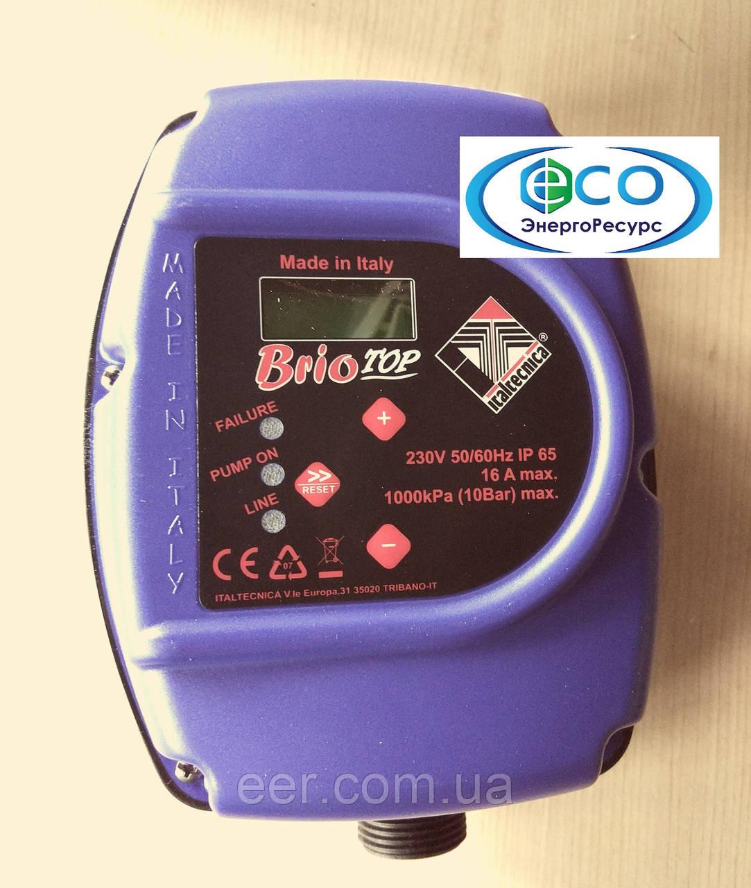Автоматика управления насосом Brio Top