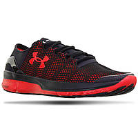Чоловічі кросівки Under Armour Speedform Turbulence Black/Red 1289789-002 45р.