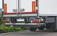 Гидроборт Bär Cargolift RetFalt BC 2000 R2Т