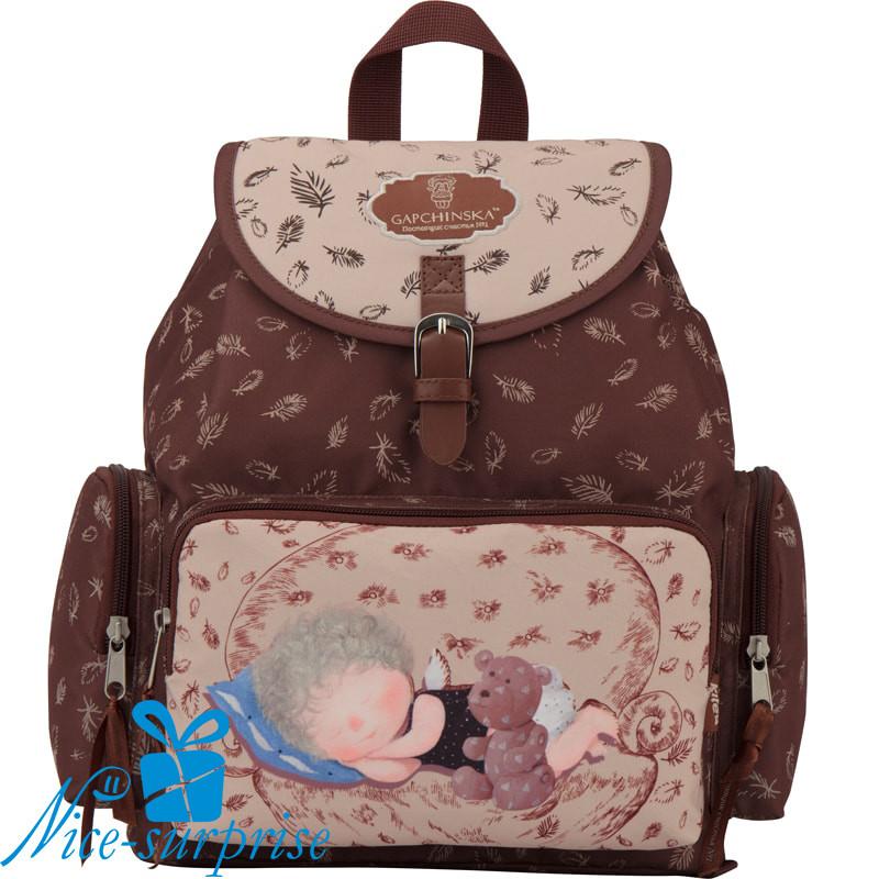 Модный женский рюкзак Kite Gapchinska 965-1, фото 1
