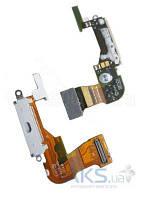 Шлейф для Apple iPhone 3G с разъемом зарядки Original White