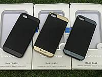 """Накладка iPAKY """"Карбон"""" iPhone 5"""