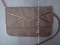 Женская сумка клатч (20х12 см.) купить оптом со склада