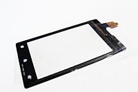 Тачскрин для Sony C1503 Xperia E/C1504/C1505/C1604/C1605. чрный