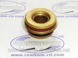 Торцевоеуплотнениекрыльчаткиводяного насоса (помпа)Д-260 фибра (грибок)SP\1341 (16*37 мм)
