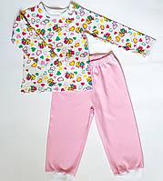 Пижама 86, розовый