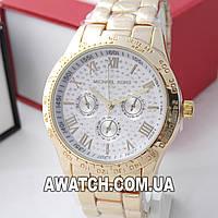 Женские кварцевые наручные часы Michael Kors МК-В6