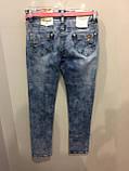 Рваные джинсы для девочки подростка 134,140,158 см, фото 6