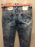 Рваные джинсы для девочки подростка 134,140,158 см, фото 7