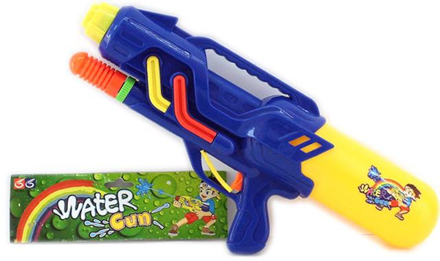 Детский помповый водяной пистолет