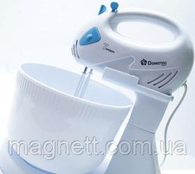 Ручний міксер з чашею Domotec DT584WB