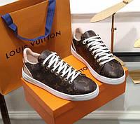 Крутые женские кеды Louis Vuitton новая модель
