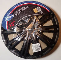 Автомобильные колпаки Argo R13 GIGA BLACK