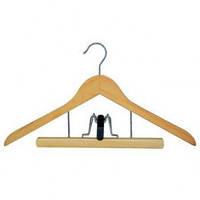 Вешалка для костюмов 44,5х1,4х23,5 см, ТМ МД