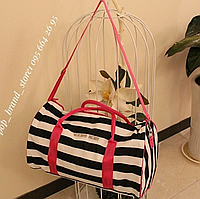 Пляжная женская сумочка Victorias Secret белая