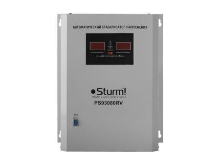 Стабилизатор напряжения на весь дом настенный 8000 ВА Sturm PS93080RV