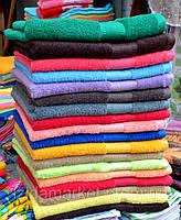 Однотонное махровое полотенце Узбекистан для лица