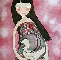 """Групповые занятия песочной и арт-терапией для беременных """"Счастливая мама"""""""