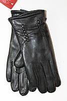 Женские кожаные перчатки Большие  ТОЛСТЫЙ ТЕПЛЫЙ МЕХ