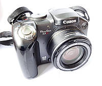 Фотоаппарат Canon PowerShot S3 IS Black 6mp