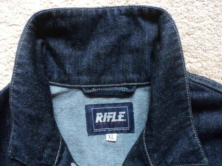 Куртка джинсовая RIFLE р. XL ( НОВОЕ )  продажа 5f53d24109f4c