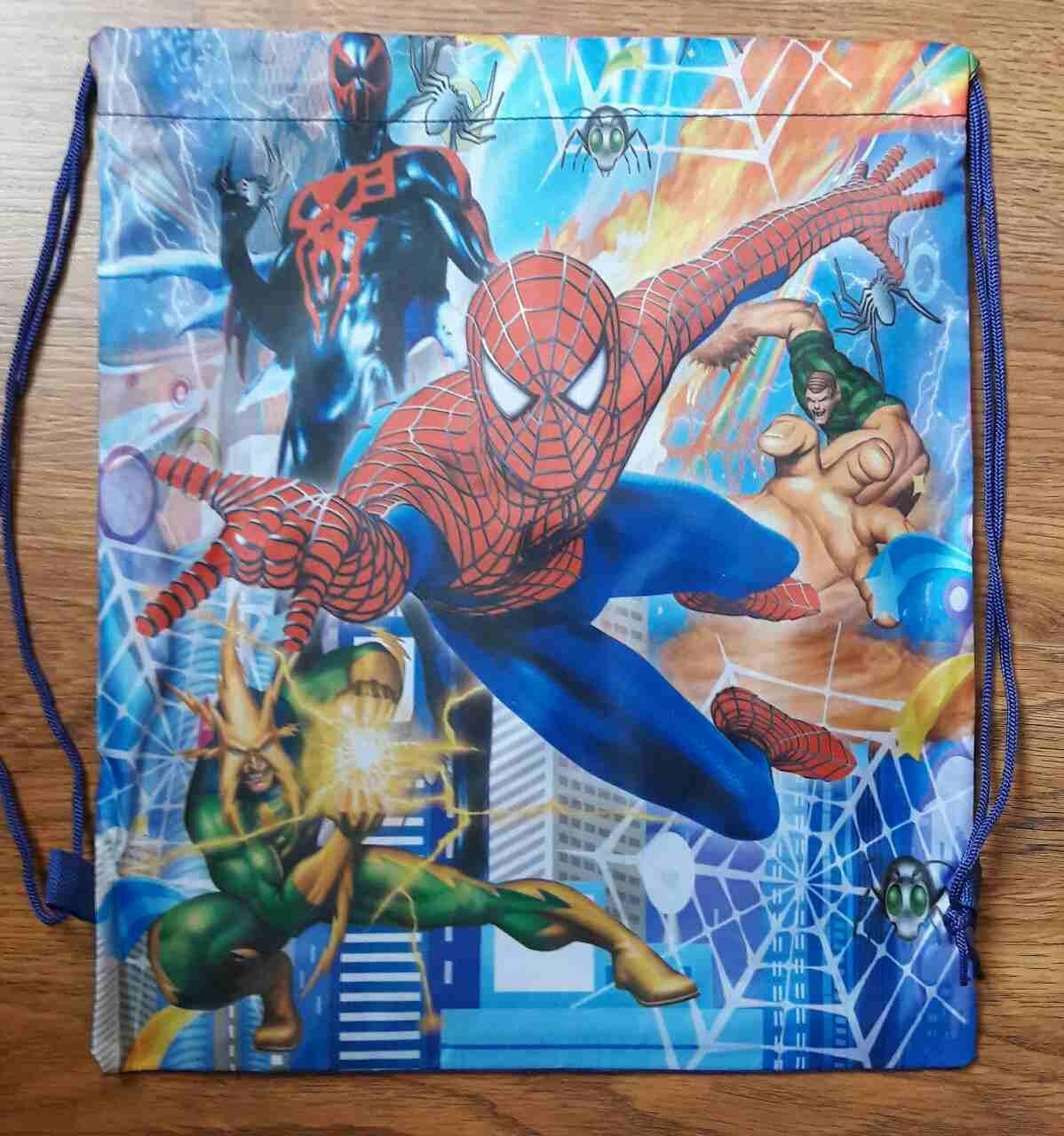 Мешок для обуви, Spiderman, нейлон, 39*34 см, Josef Otten, 2760, 160926