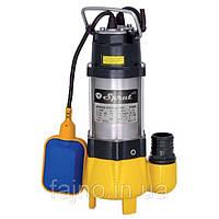 Дренажный насос Sprut V750F (1,1 кВт, 350 л/мин), фото 1