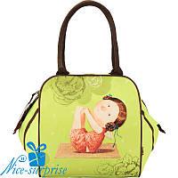 Женская школьная сумка Kite Gapchinska 966-1