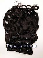 Волосы с заколками Clip EX04: цвет 4