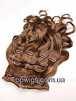 Волосы с заколками Clip EX04: цвет 12