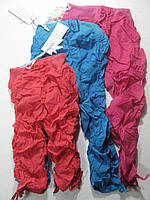 Леггинсы с драпировкой для девочек оптом, размеры 6,10,12,14 лет, арт. DY-1323, фото 1