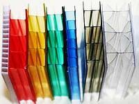 Сотовый поликарбонат Sotalight цветной 8мм (Лист 2,1м х 6м), фото 1