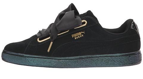 af95bfba Женские кроссовки Puma Suede Heart Satin Wn's Black - Магазин обуви Brand  Market (бренд онлайн