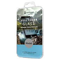 Стекло защитное MakeFuture для Nokia N5 Black Full Cover (MGFC-NN5B)