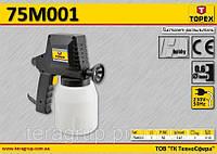 Пистолет-распылитель электрический,  TOPEX  75M001, фото 1
