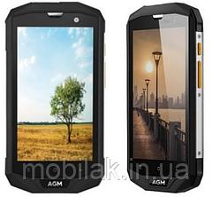 Смартфон  AGM A8 Black 3/32 Гб