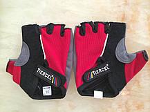 Стильные велосипедные перчатки, велоперчатки, фото 3