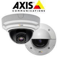 IP видеокамеры AXIS в ассортименте